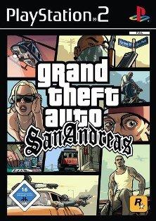 Cheats - Game Ps2 GTA: San Andreas